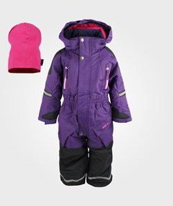 Tenson Buster Overall Lilac