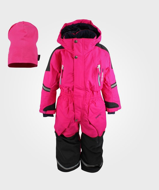 Tenson Buster Overall Pink Pink