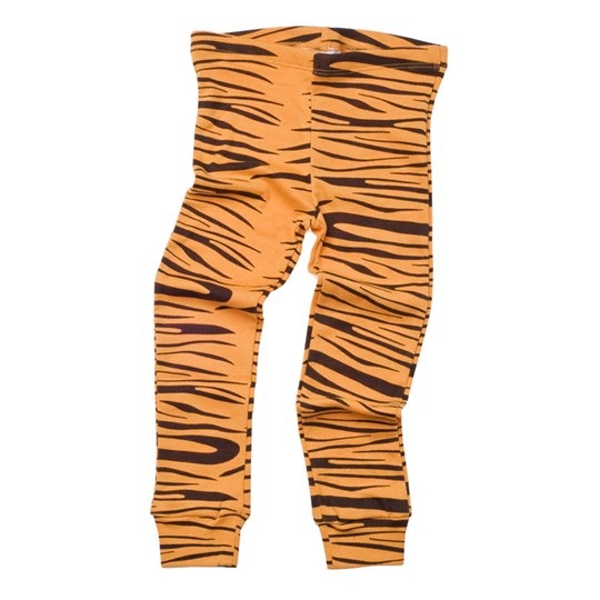 Mini Rodini Leggings Tiger Yellow