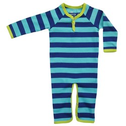 Katvig Body Suit Blue Aqua