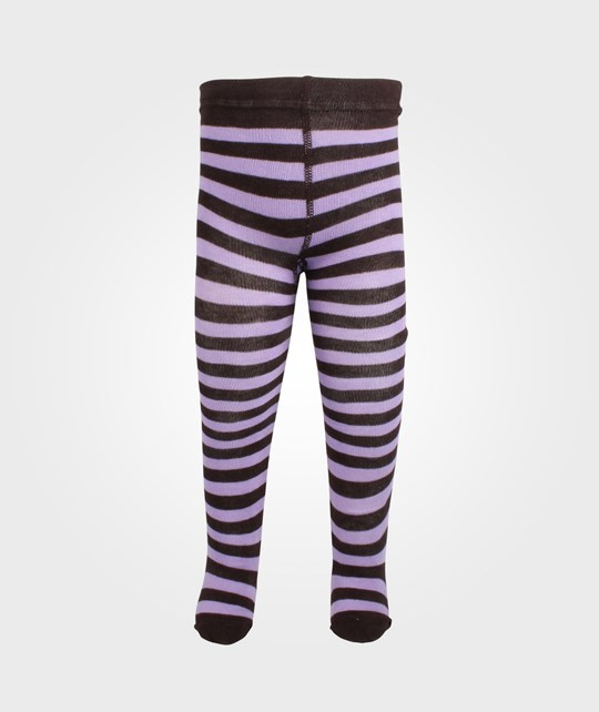 Ej sikke lej Baby Tights Bougainvillea Purple