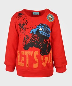 Me Too Tobias Mini Sweater Red