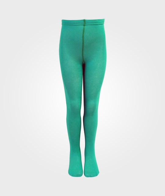 Melton Basic Tights Green Green