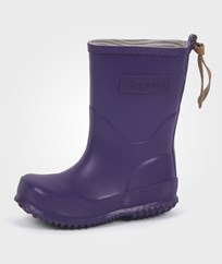 Bisgaard Rubber Boot Purple Purple