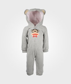 Paul Frank Overall Ear Hood Boy Grey