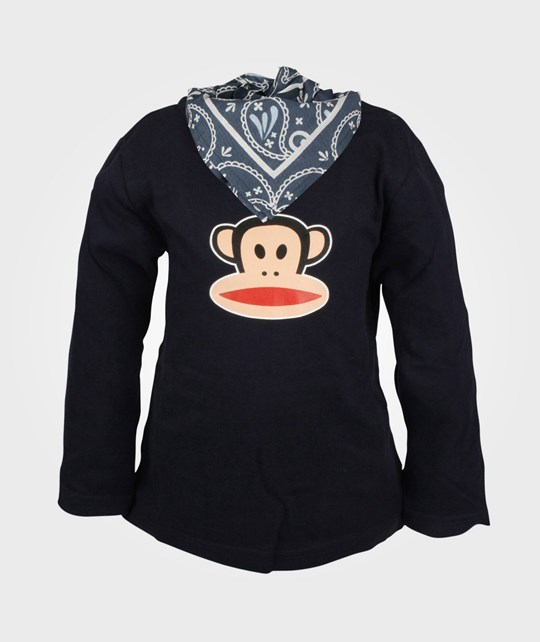 Paul Frank T-shirt + Bandana Boy Navy Blue