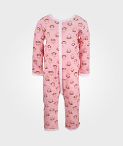 Paul Frank Overall Pink Small Paul