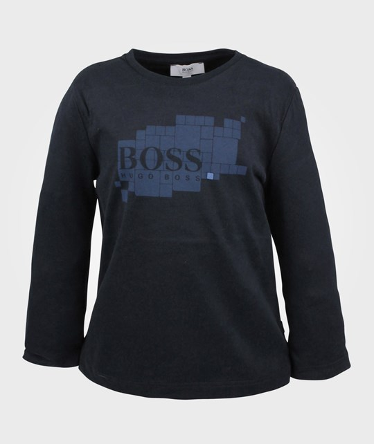 BOSS T-shirt Marine Blue Blue