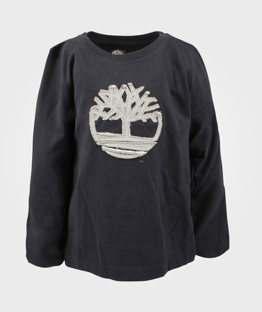 Timberland T-shirt Timber Print Marine Blue