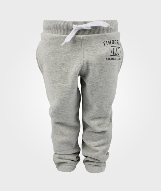 Timberland Pantalon Jogging Grey Heather Black
