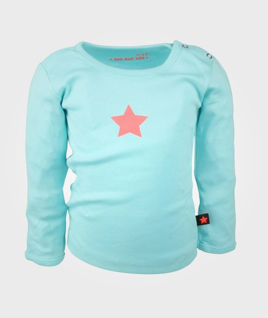 Molo Faine T-Shirt Minty Ice Turquoise