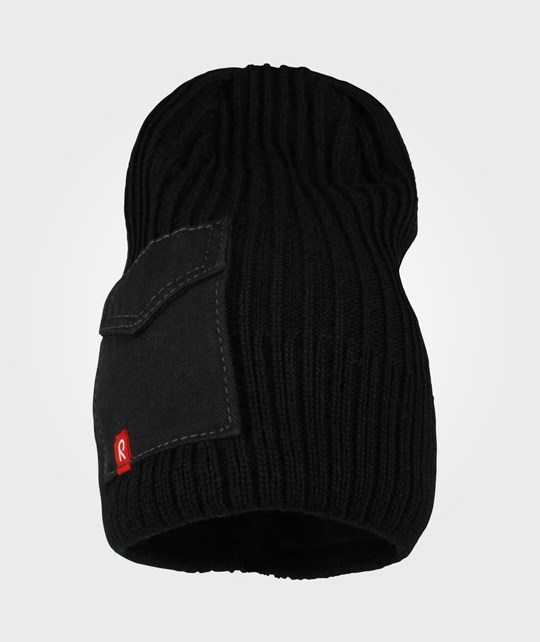 Reima Harty Cap Black Black