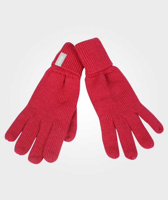 Reima Holly Gloves Cherry Pink Pink