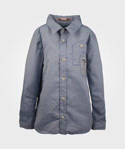 Scotch & Soda Oxford Shirt Royal
