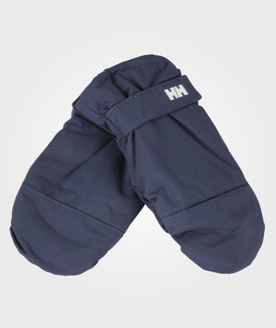 Helly Hansen Poly Mittens Navy Blue