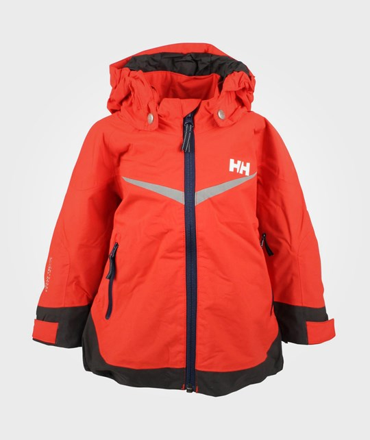 Helly Hansen Shelter Jacket Red Red