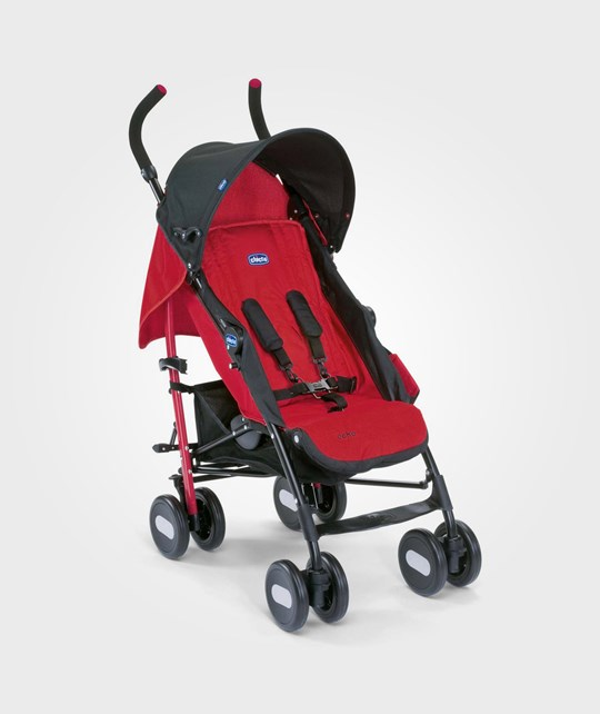 Chicco Chicco Echo Stroller Red Punainen