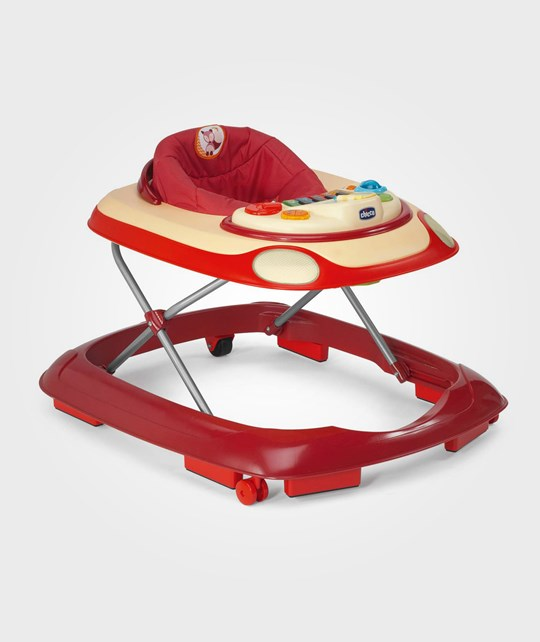 Chicco Chicco Band BabyWalker Red Red