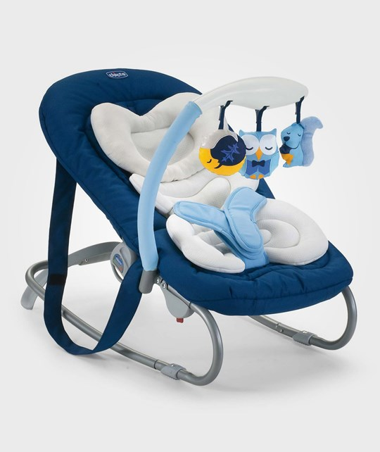 Chicco Chicco MIA Babysitter Blue Blue