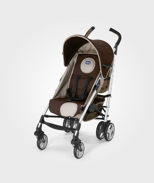 Chicco Chicco LiteWay Stroller Brown BROWN