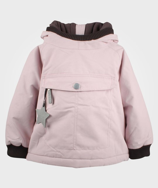 Mini A Ture Baby Wen Anorak Violet Purple
