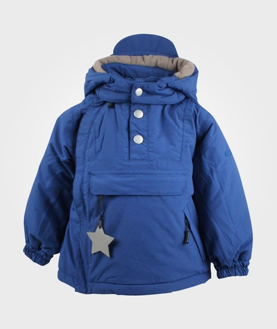 Mini A Ture Marcos Jacket Royal Blue Blue