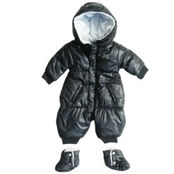 IKKS Pilote Coverall Charcoal