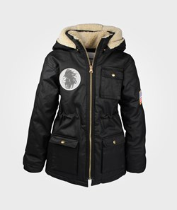 The BRAND New Winter Parka WashedBlack