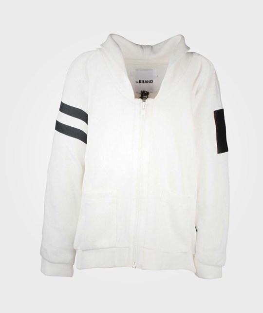 The BRAND Indian Knit Offwhite White