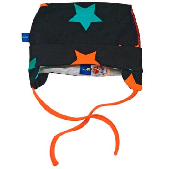 Molo Nevin Dark Blue Star Black
