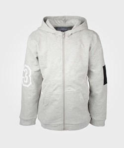 The BRAND B-Hood Grey Melange