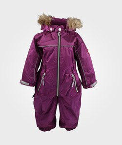 Ticket to heaven Baggie Rugged Suit Grape