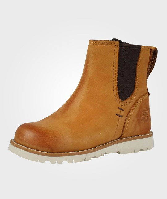 Timberland EK Chelsea Wheat Nubuck BROWN