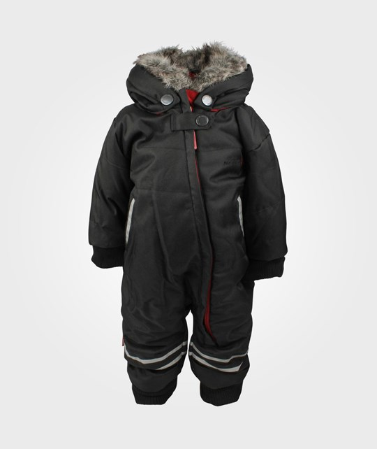 Lundmyr Of Sweden Winter Overall Heart Black Black
