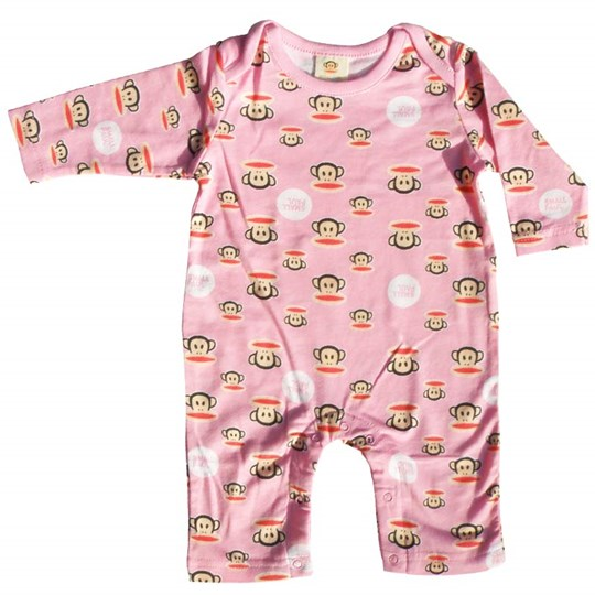 Paul Frank Body Suit Julius all over Pink Pink