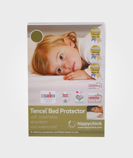 Hippychick Bed Protector Tencel 180X200 Multi