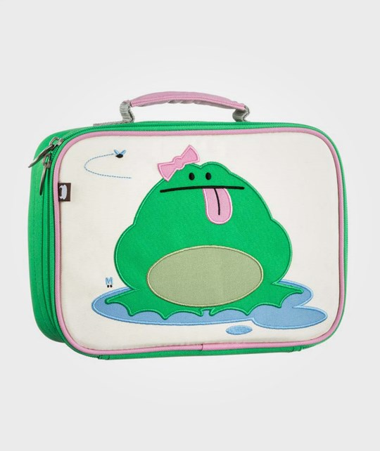 Beatrix NY Lunch Box Katarina Frog Green