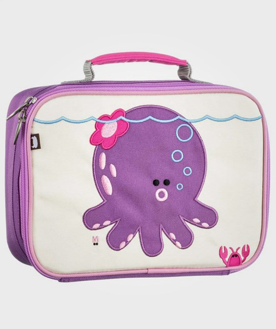 Beatrix NY Lunch Box Penelope Octopus Purple