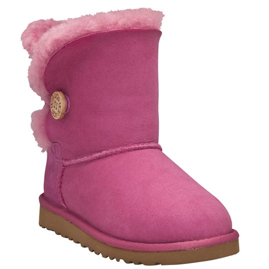UGG Bailey Button Raspberry - Smal Pink