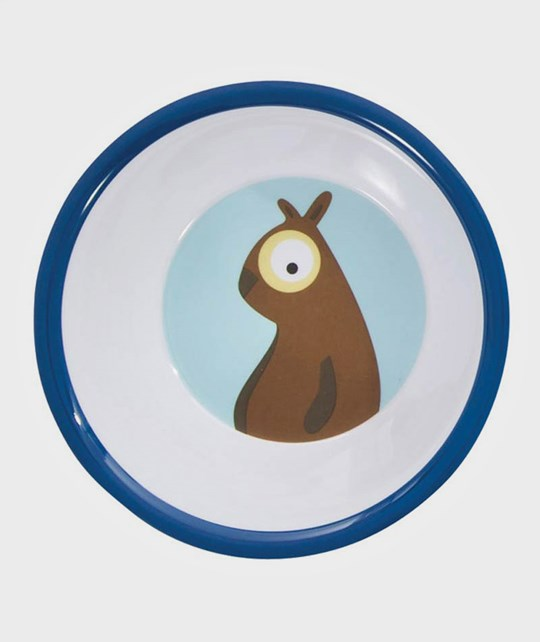 sebra Melamine Bowl Forest Boy Blue