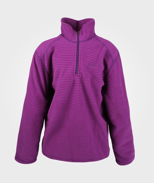 Patagonia Kids Micro Zip Sweater Purple Purple