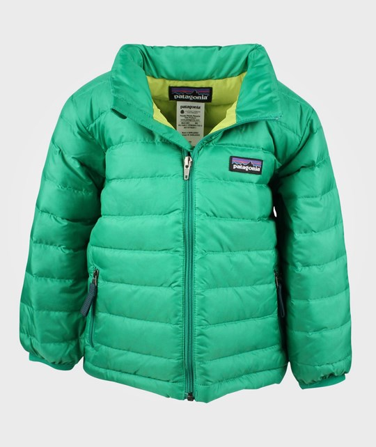 Patagonia Baby Down Sweater Green Green