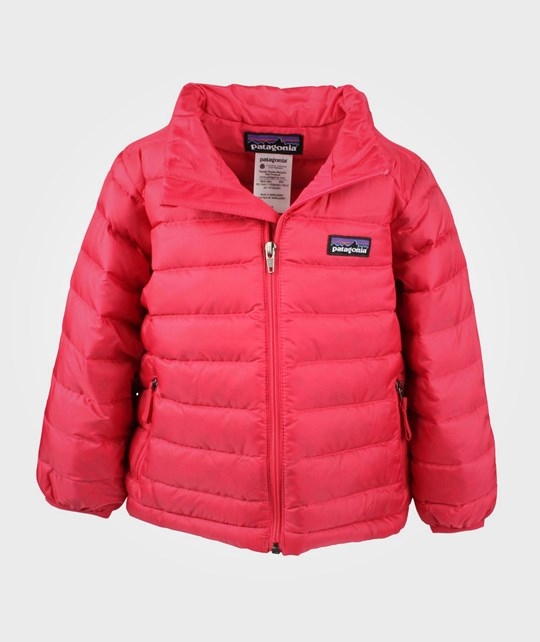 Patagonia Baby Down Sweater Rossi Pink Pink