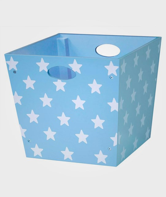 Kids Concept Storage Box Star Blue Multi