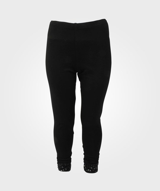 Billieblush Leggings Winter Black Black