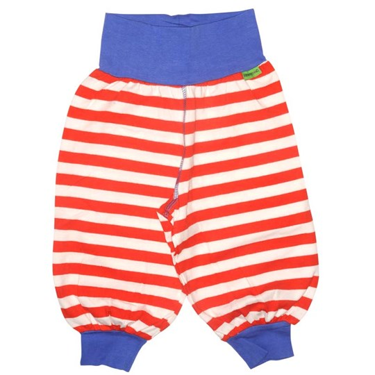 Plastisock Baby Trainer Pants Striped Fie Red