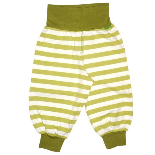 Plastisock Baby Trainer Pants Striped Oas Green