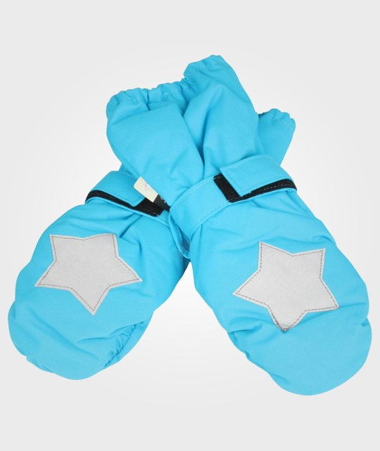 Molo Igor Gloves Atomic Blue Turquoise