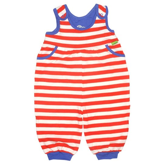 Plastisock Baby Brace Pants Striped Red T Red