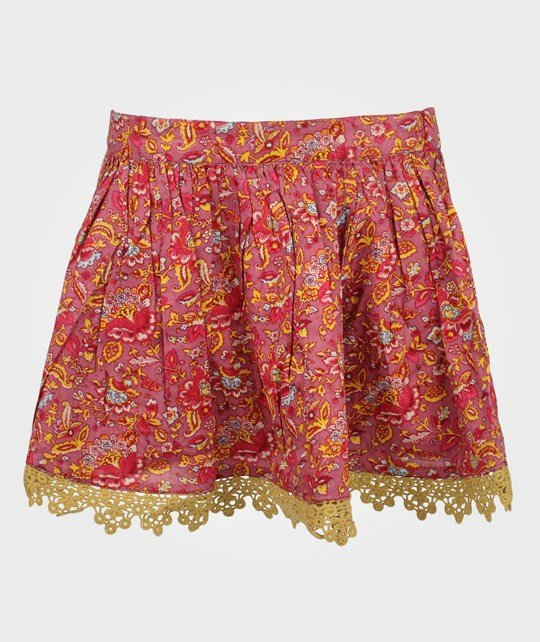 Noa Noa Miniature Skirt Short Berry Pink